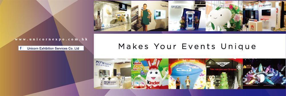 Unicorn Exhibition Services Co. Ltd.'s banner
