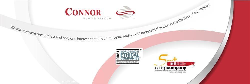 William E Connor & Associates Ltd's banner
