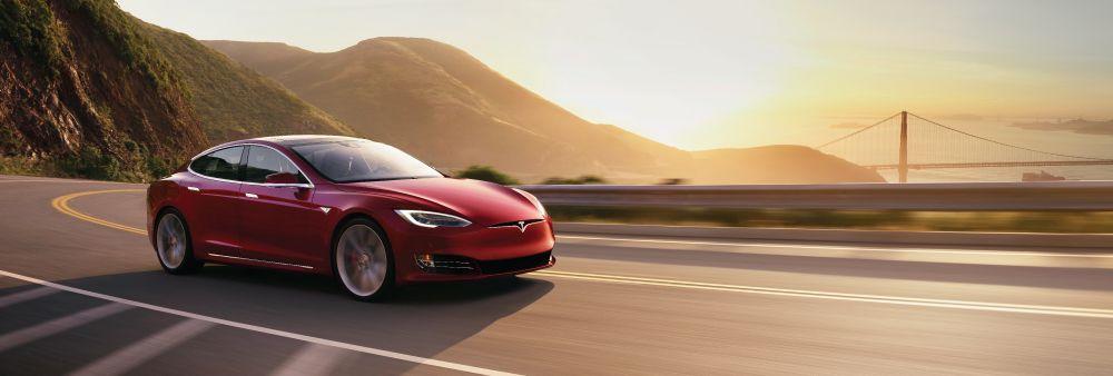 Tesla Motors HK Limited's banner