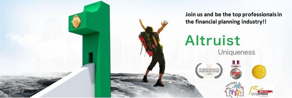Altruist Financial Group Ltd's banner