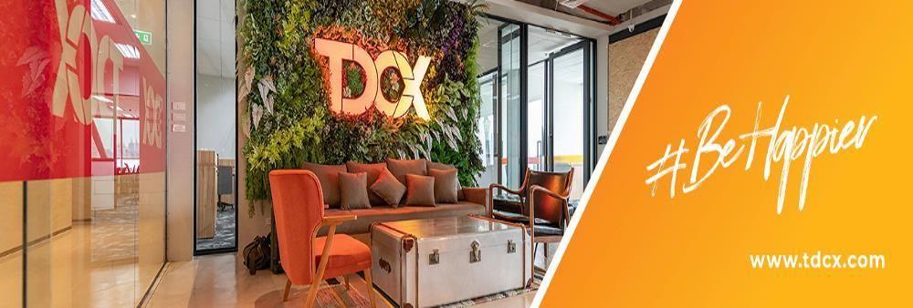 TDCX Hong Kong's banner