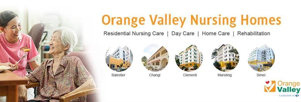 Orange Valley Nursing Homes Pte. Ltd.'s banner