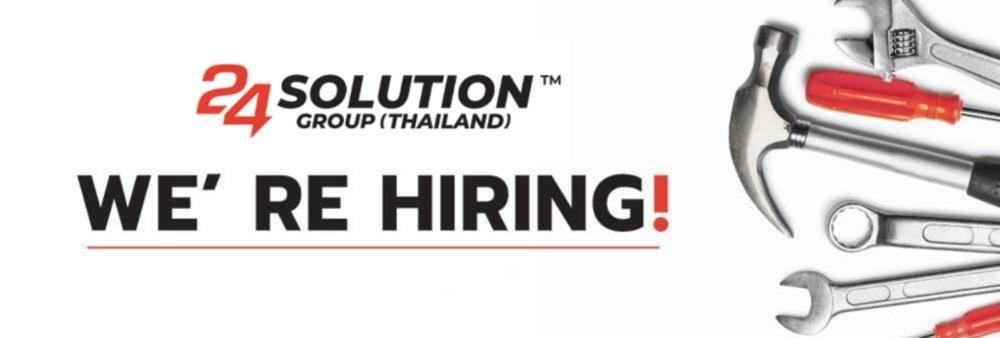 24 SOLUTION GROUP (THAILAND) CO., LTD.'s banner