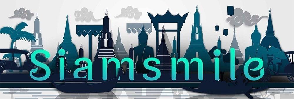 Siam Smile's banner