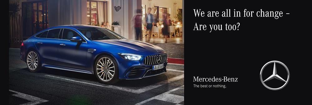 Mercedes-Benz Financial Services Hong Kong Limited's banner