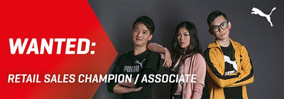 Puma Hong Kong Limited's banner