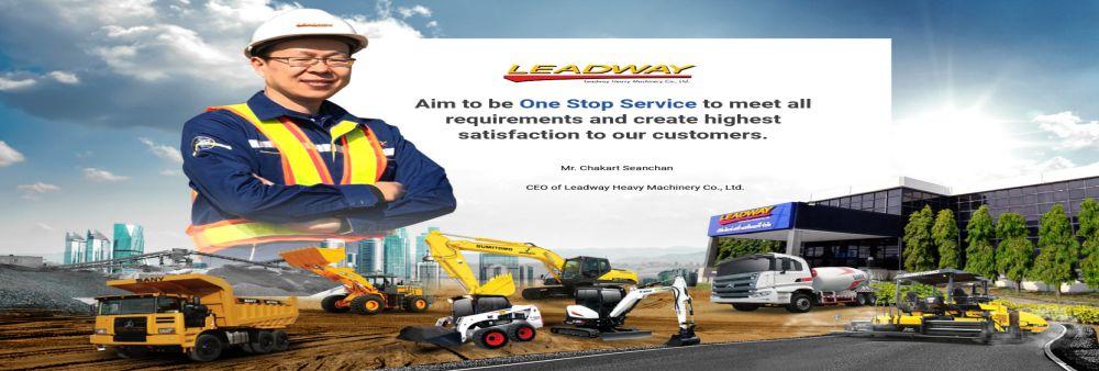 Leadway Heavy Machinery Co., Ltd.'s banner