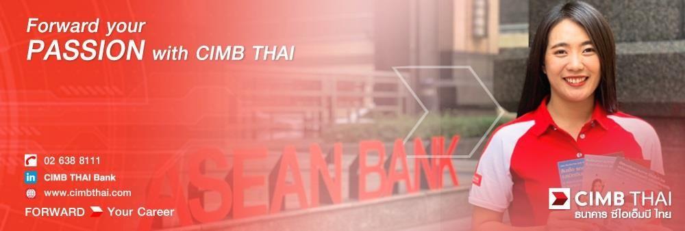 CIMB Thai Bank's banner