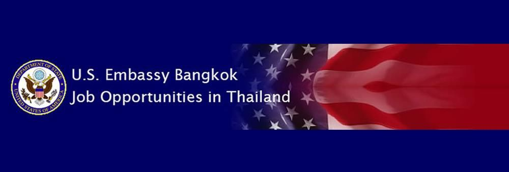 US Embassy Bangkok's banner