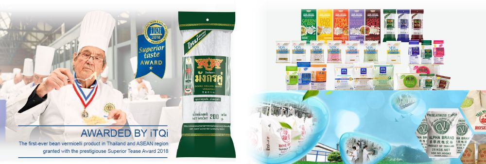 Thai Wah Public Company Limited's banner