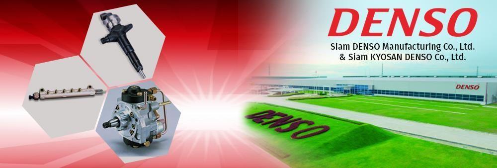 Siam KYOSAN DENSO Co., Ltd.'s banner