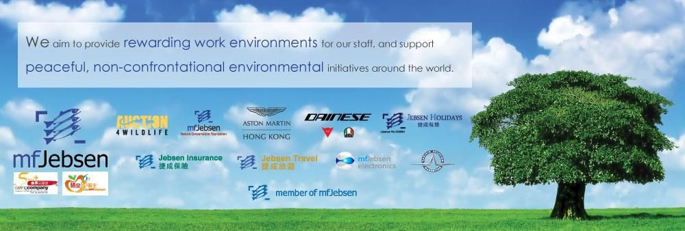 MF Jebsen International Limited's banner
