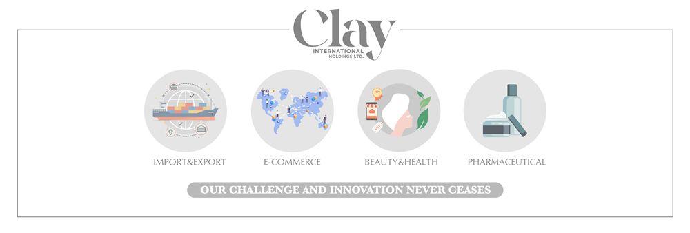 Clay International Holdings Ltd's banner