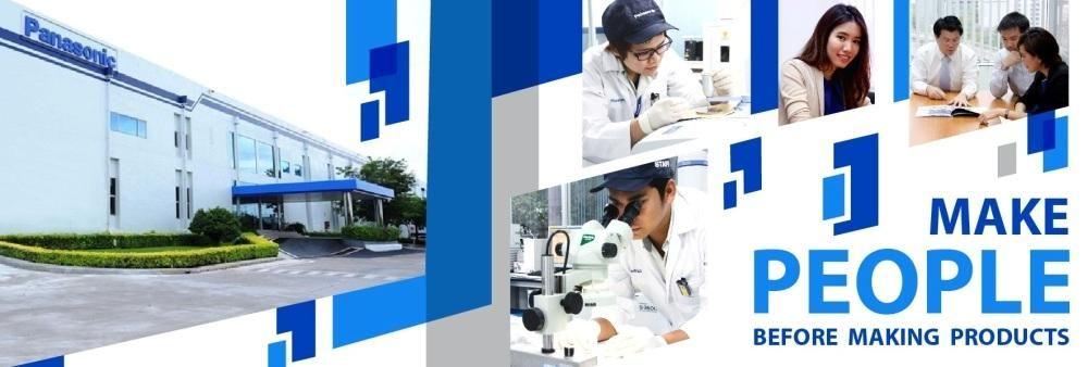 Panasonic Management (Thailand) Co., Ltd.'s banner