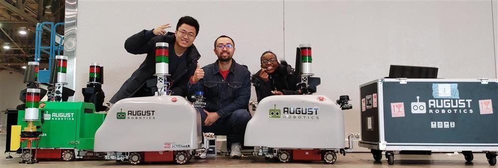 August Robotics Limited's banner