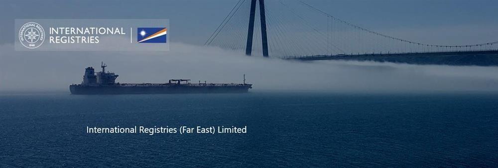 International Registries (Far East) Limited's banner
