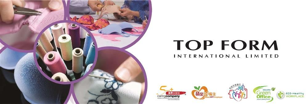 Top Form International Limited's banner