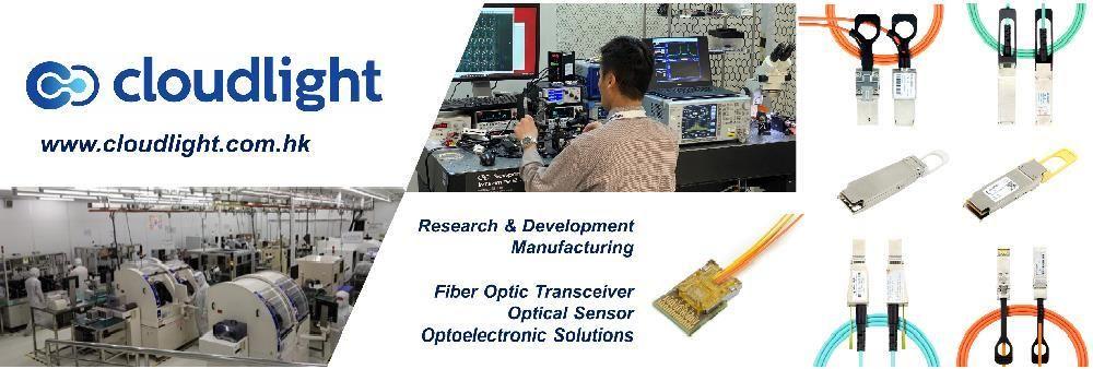 Cloud Light Technology Limited's banner