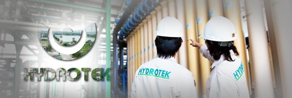Hydrotek Public Co., Ltd.'s banner