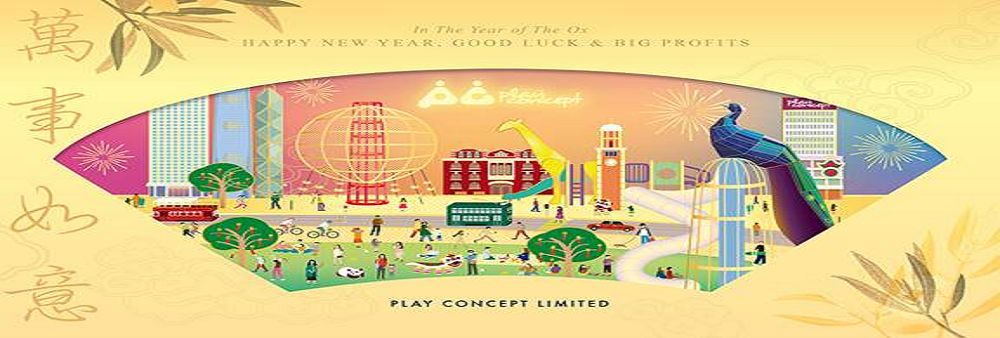 Play Concept Limited's banner