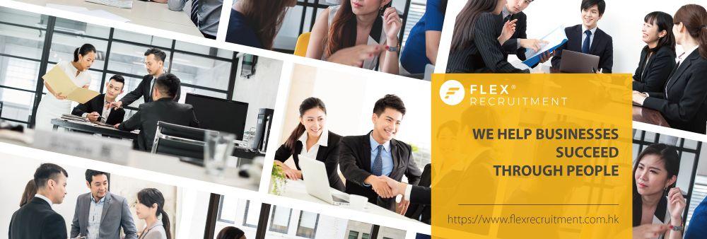 Flex Recruitment's banner