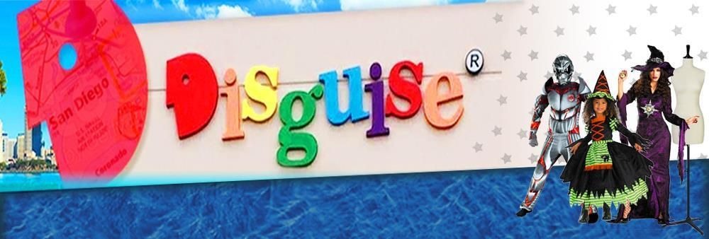 Disguise Limited's banner