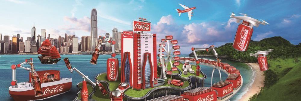 Swire Coca-Cola HK's banner