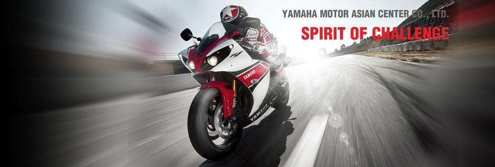 Yamaha Motor Asian Center Co., Ltd.'s banner