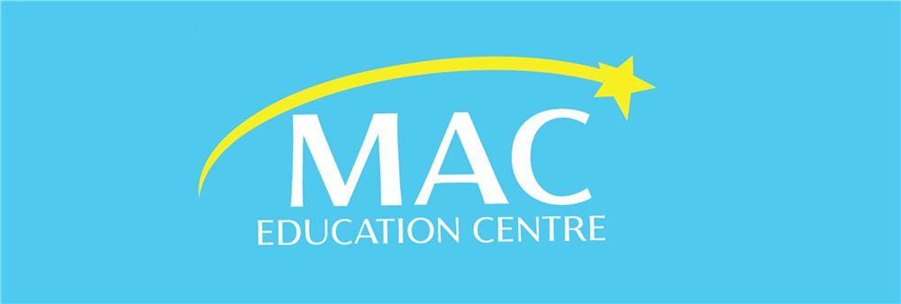 MAC Education Centre's banner