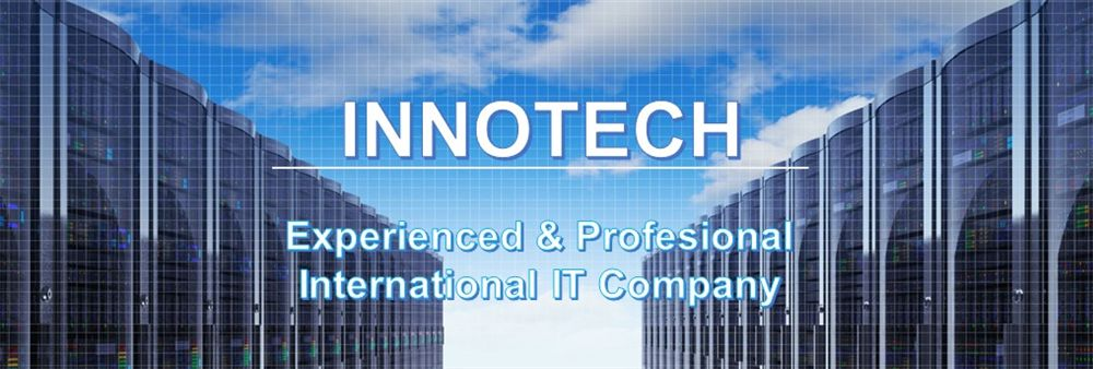 Innotech International Distribution Limited's banner