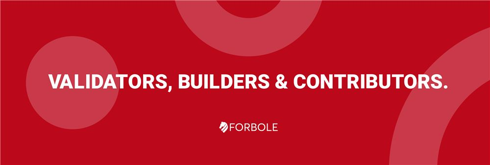 Forbole Limited's banner