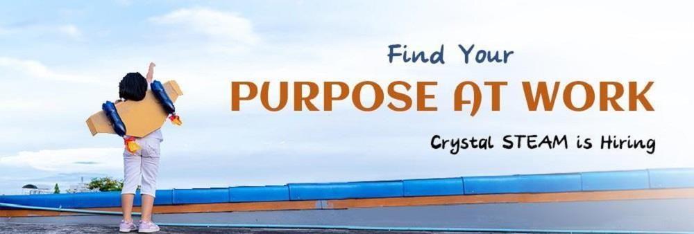 Crystal steam's banner