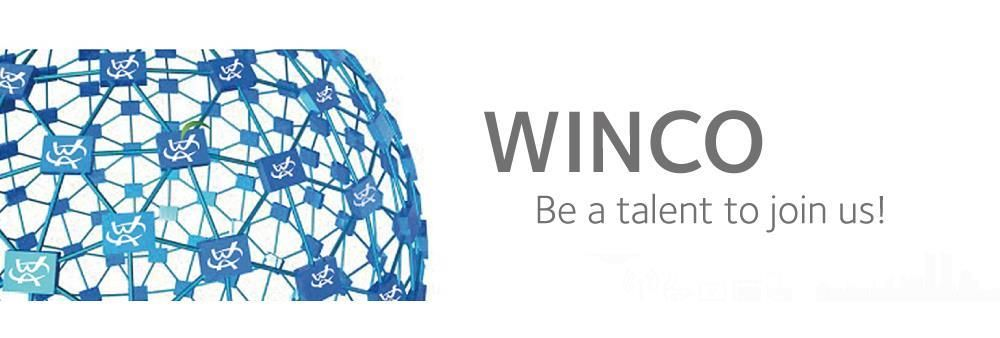 Winco (Pacific) Limited's banner