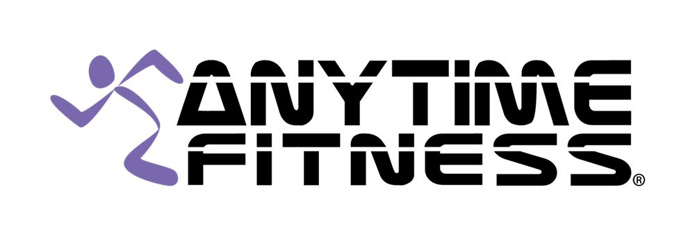 Anytime Fitness's banner