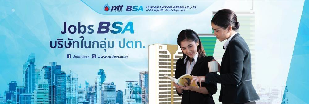 Business Services Alliance Co., Ltd.'s banner