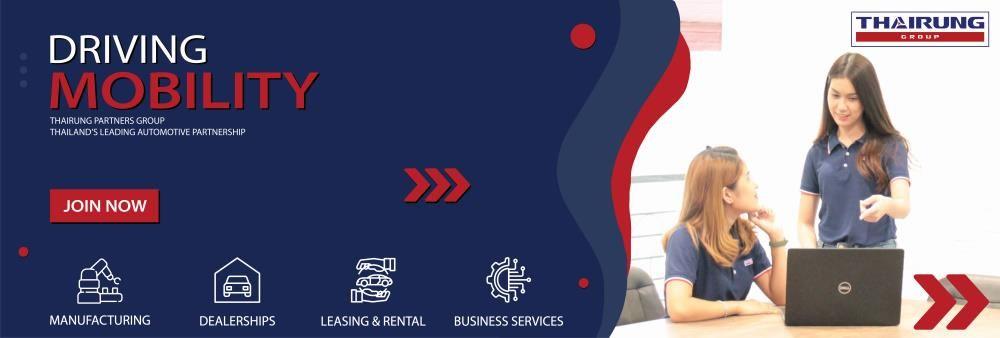 Thairung Partners Group Co., Ltd.'s banner
