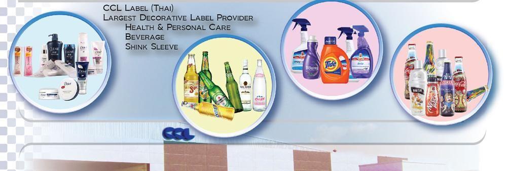 CCL Label (Thai) Ltd.'s banner