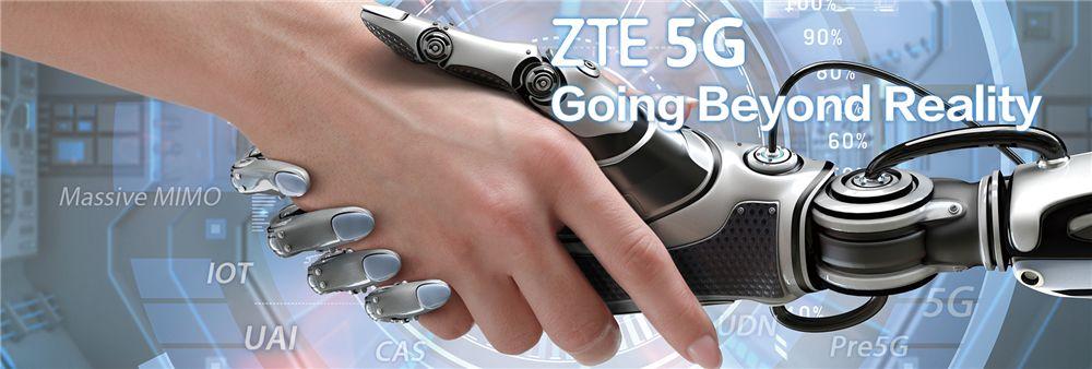 ZTE (H.K.) Ltd's banner