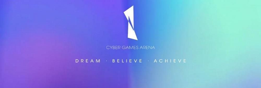 Cyber Games Arena Limited's banner