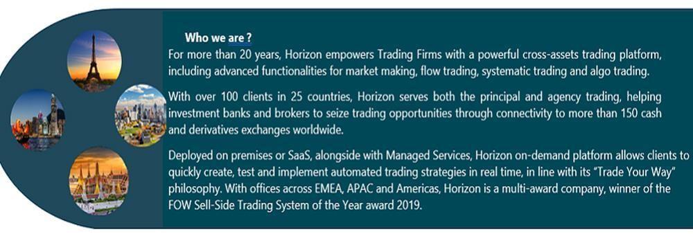 Horizon Software Asia Ltd's banner